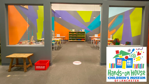 Hands-on House Children's Museum: General Admission for Hands-on Play