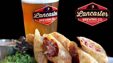 Lancaster Brewing Company: $30 Towards Casual Dining