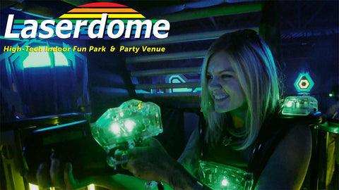 Laserdome: Extreme Unlimited Play Pass