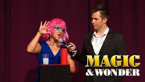 Magic and Wonder Theater: Family Four Pack of Tickets for the 2021 Season