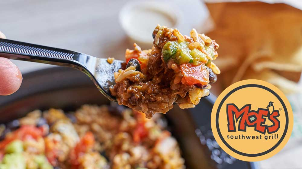 Moe's Southwest Grill: $30 Worth of Mexican and Tex-Mex Cuisine (Toms River)