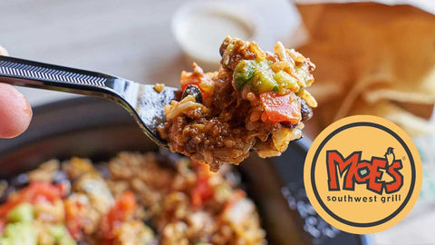 Image of Moe's Southwest Grill: $30 Worth of Mexican and Tex-Mex Cuisine (Mays Landing)