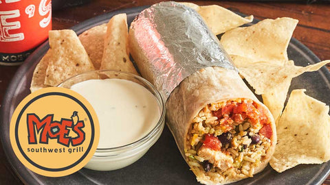 Image of Moe's Southwest Grill: $30 Worth of Mexican and Tex-Mex Cuisine (Toms River)
