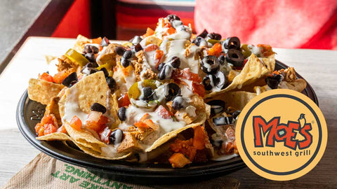 Image of Moe's Southwest Grill: $30 Worth of Mexican and Tex-Mex Cuisine (Paramus, Mahwah, Pompton Plains, Nanuet)