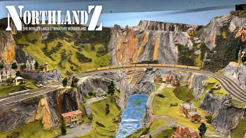Northlandz | The World's Largest Miniature Wonderland: One-Day Adult Pass
