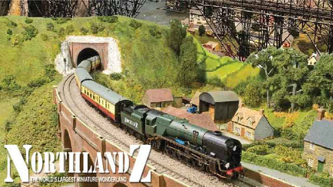 Image of Northlandz | The World's Largest Miniature Wonderland: One-Day Adult Pass