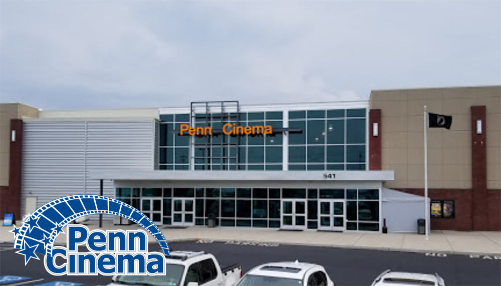 Penn Cinema Lititz: Two Movie Tickets, Large Popcorn, and Two Sodas