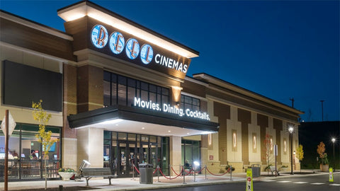 Image of Reel Cinemas: Two Movie Tickets, Large Popcorn, and Two Sodas