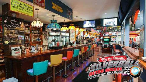 Silverball Pinball Museum Delray Beach - Two All-Day Play Passes