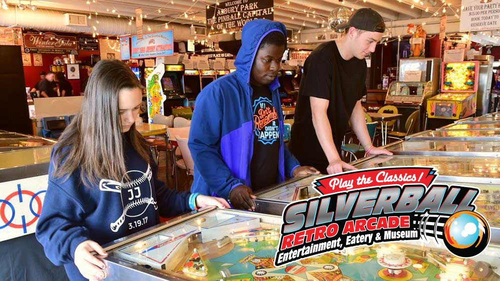 Silverball Museum Arcade - Two All-Day Play Passes