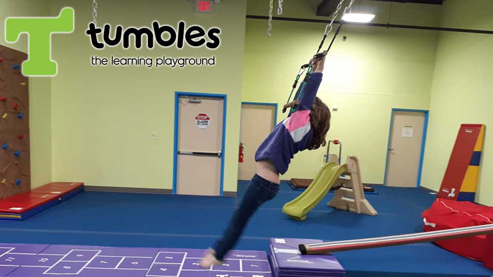 Tumbles of Princeton - One Gym Class of your Choice