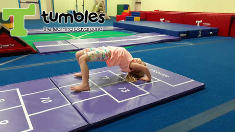 Image of Tumbles of Princeton - 4-Week Gym Class