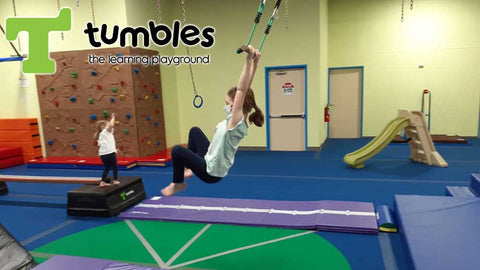 Tumbles of Princeton - 4-Week Gym Class