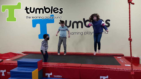 Image of Tumbles of Princeton - One Gym Class of your Choice