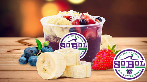 SoBol: Acai Bowls, Smoothies, and More