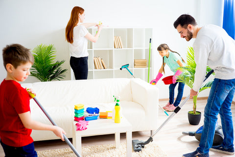 Spring Cleaning 101: A Game Plan For A Fresh Home