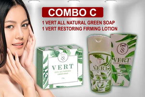 Maximum 88 Online Combo C Set Vert Soap Lotion