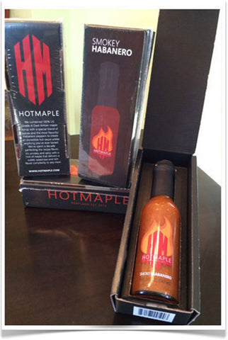 "Hotmaple ""Gift Box"" w/ Hand-Printed Message"