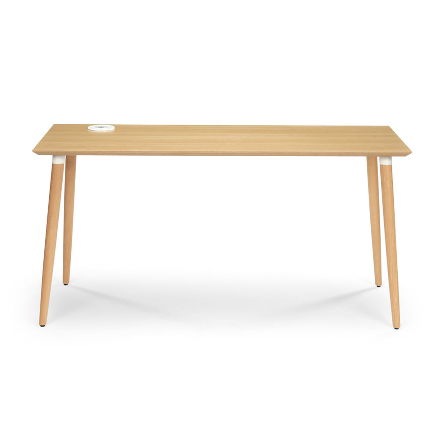 "<b>Light Ash Writing Desk - 60"" W x 30"" H</b><br><i>Freya Collection</i>"