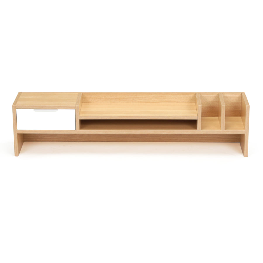 "<b>Desktop Organizer - 48"" W</b><br><i>Freya Collection</i>"