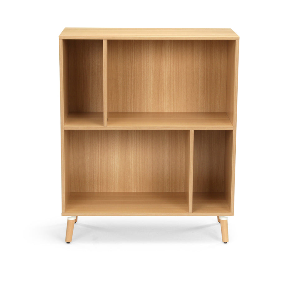 "<b>Four Compartment Bookcase - 36"" W</b><br><i>Freya Collection</i>"