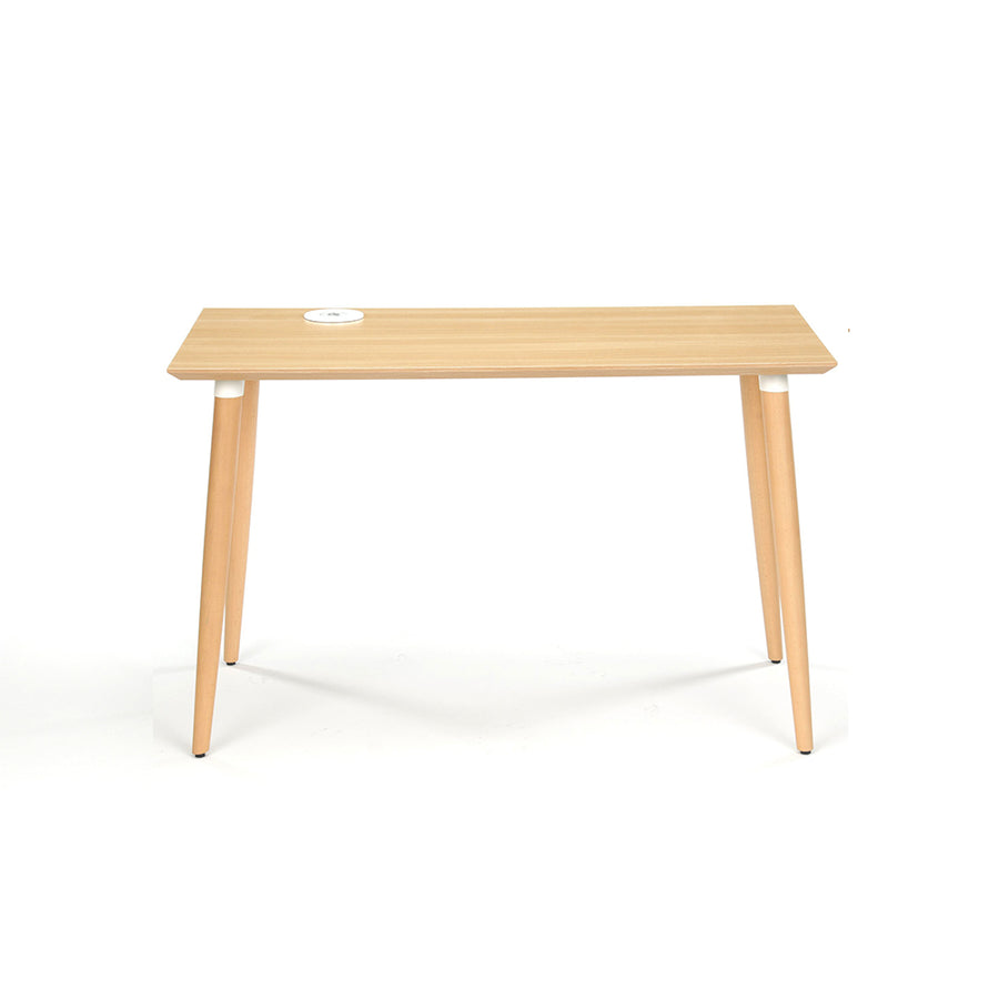 "<b>Light Ash Writing Desk - 48"" W x 30"" H</b><br><i>Freya Collection</i>"