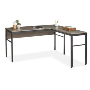 "<b>L-Desk - 60"" W x 60"" D</b><br><i>Structure Collection</i>"