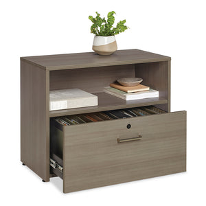"<b>File Drawer with Storage - 30"" W</b><br><i>Structure Collection</i>"
