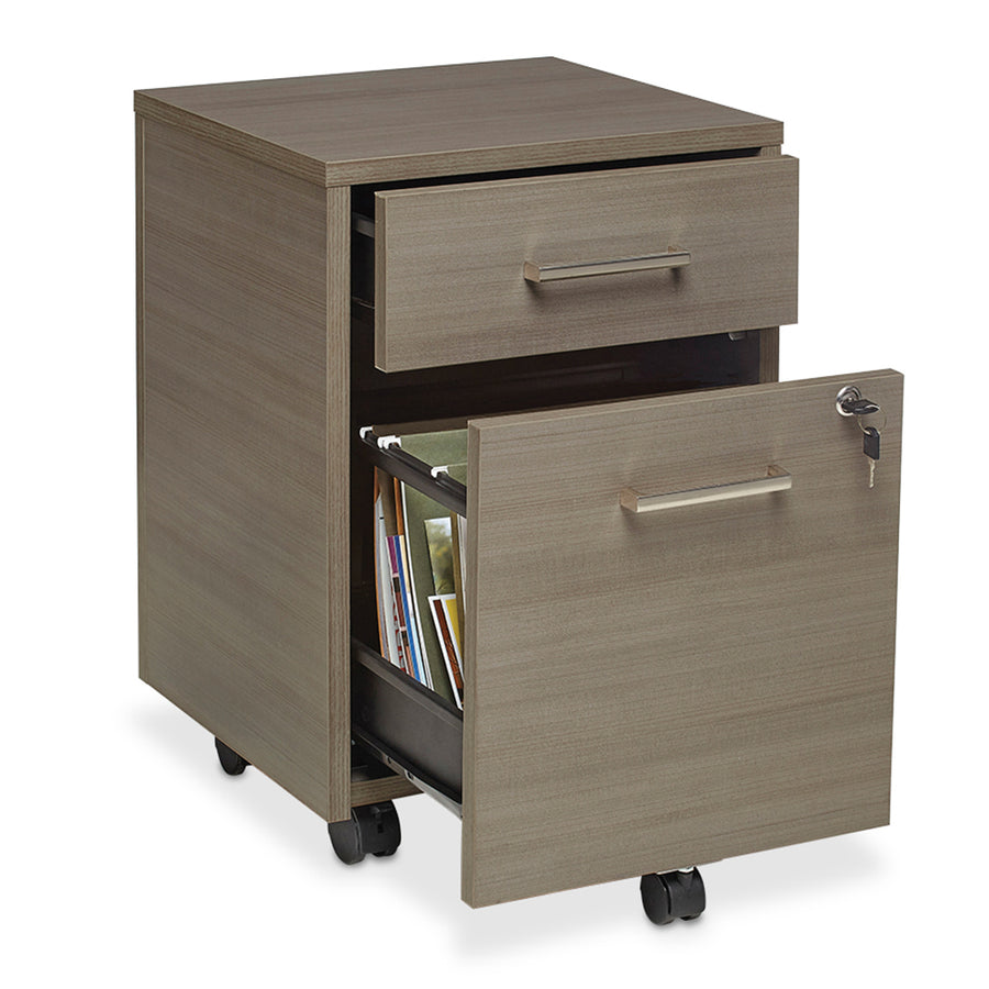 <b>Two-Drawer Mobile File Pedestal</b><br><i>Structure Collection</i>