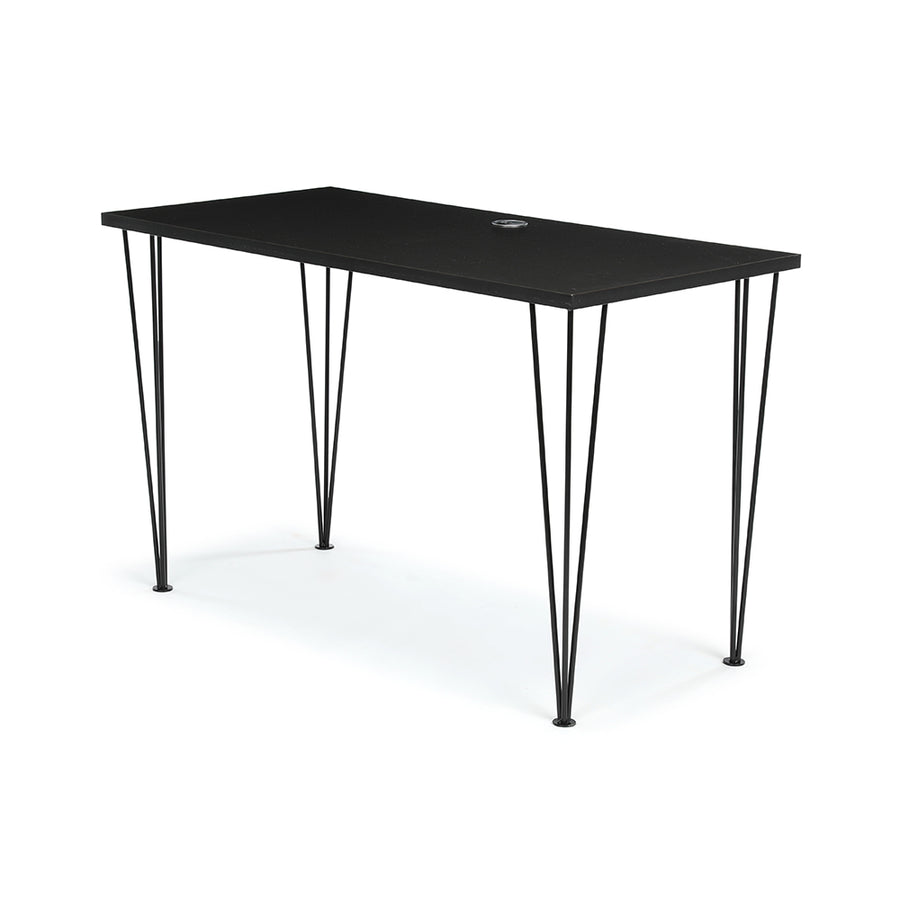 "<b>Hairpin Leg Desk - 60"" W</b><br><i>Maker Collection</i>"