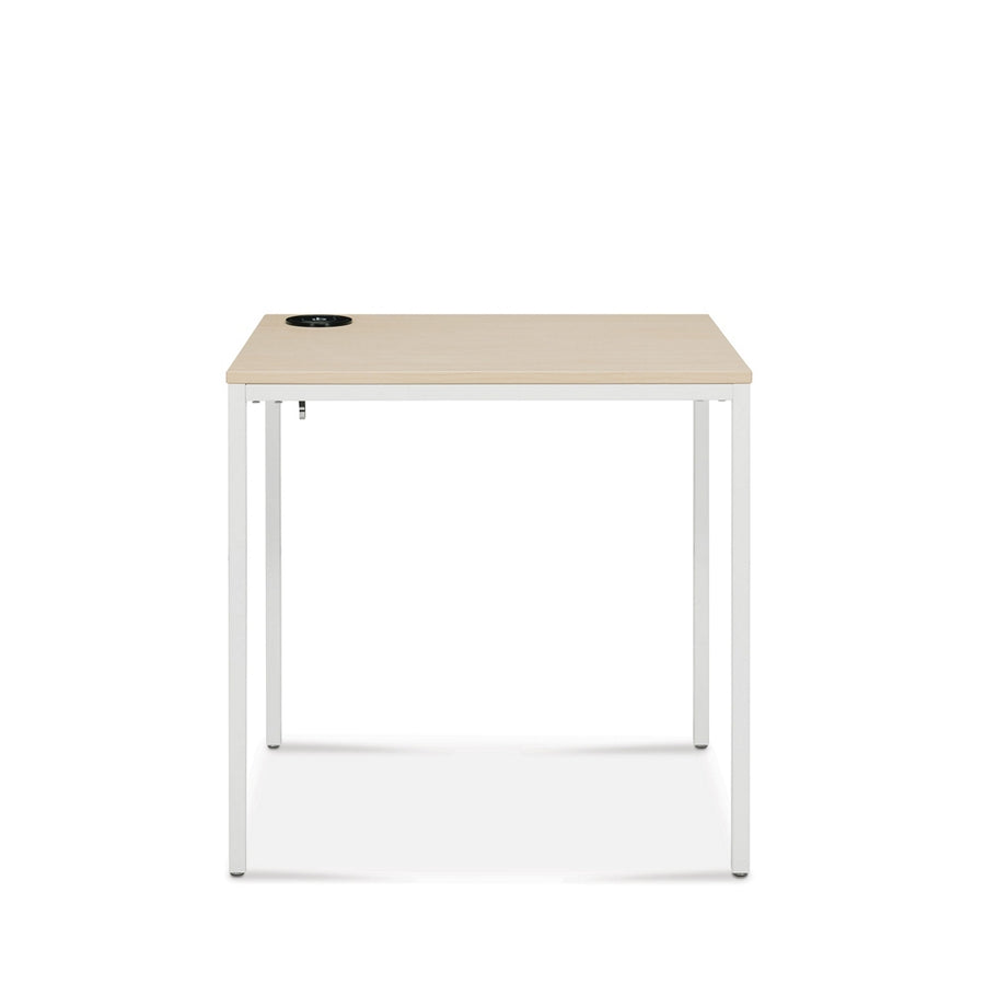 "<b>Light Maple Desk - 30"" W x 30"" H</b><br><i>Brite Collection</i>"