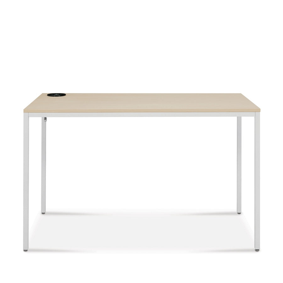 "<b>Light Maple Desk - 48"" W x 30"" H</b><br><i>Brite Collection</i>"