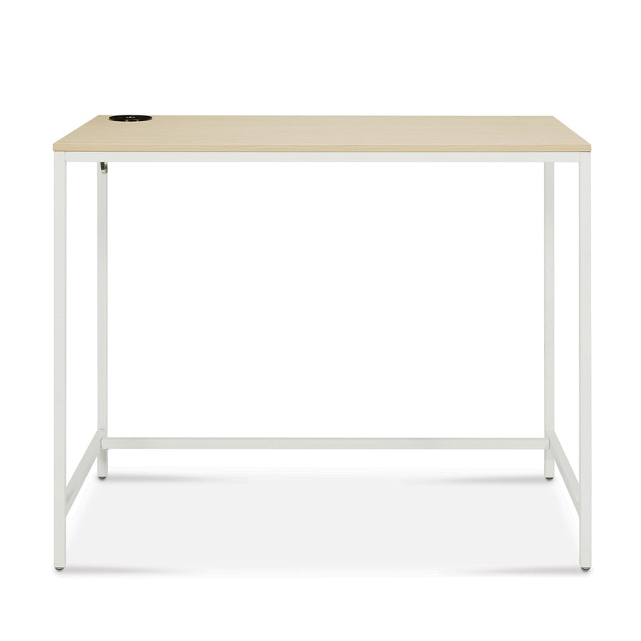 "<B>Light Maple Standing Desk - 48"" W x 40"" H</b><br><i>Brite Collection</i>"