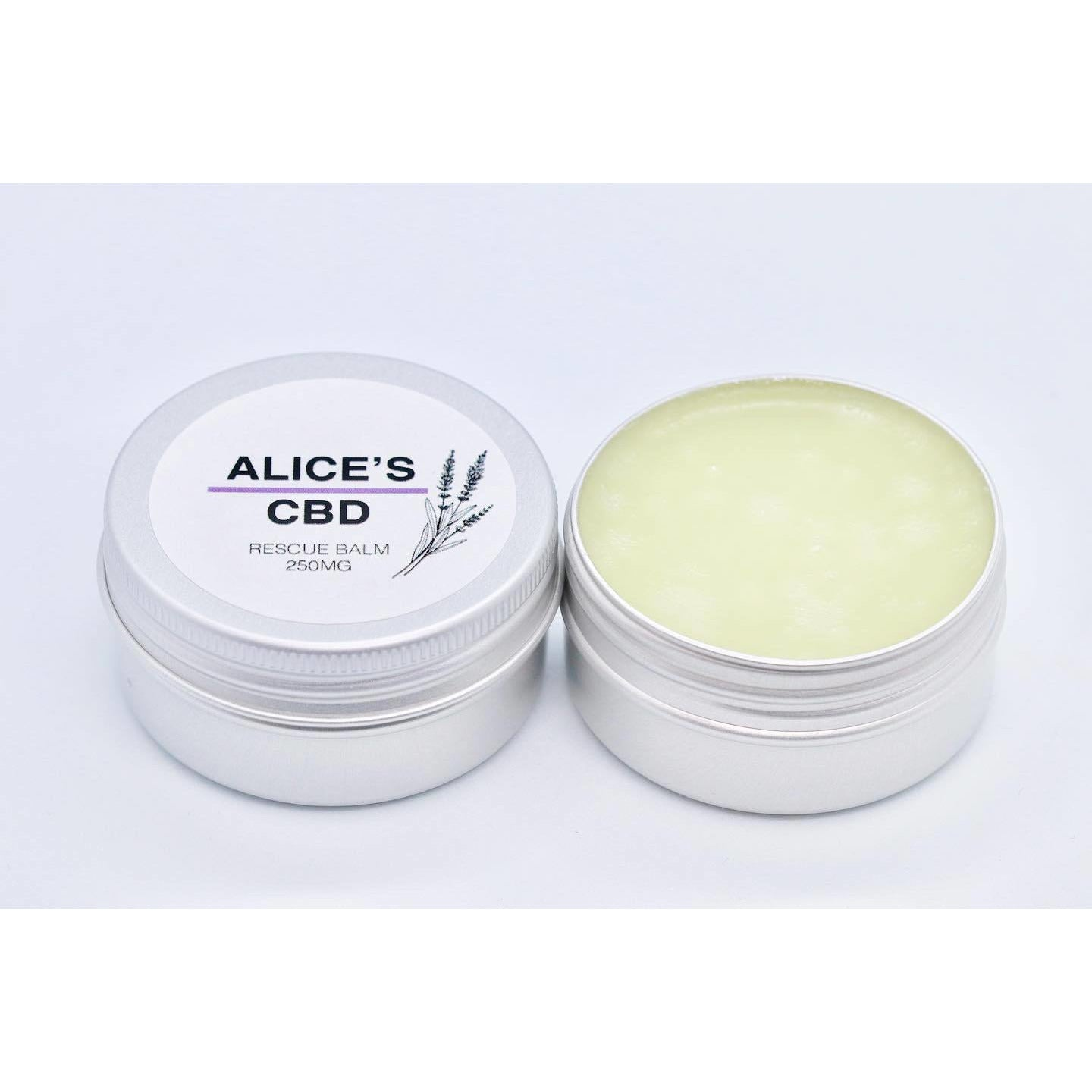 Alice's CBD balm - 250mg CBD - 30ml - Inspired Life CBD
