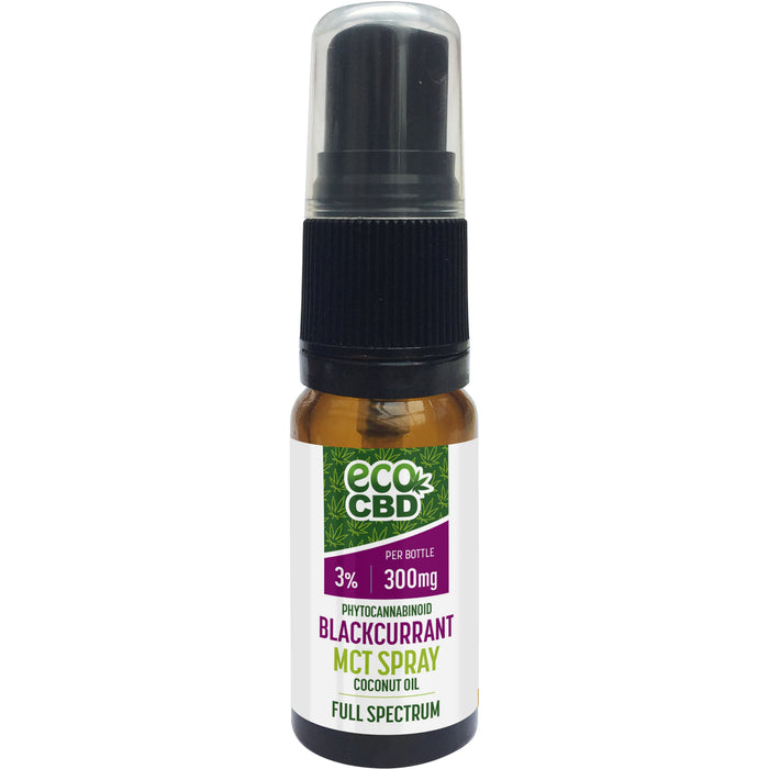 CBD Flavoured MCT Spray - Inspired Life CBD