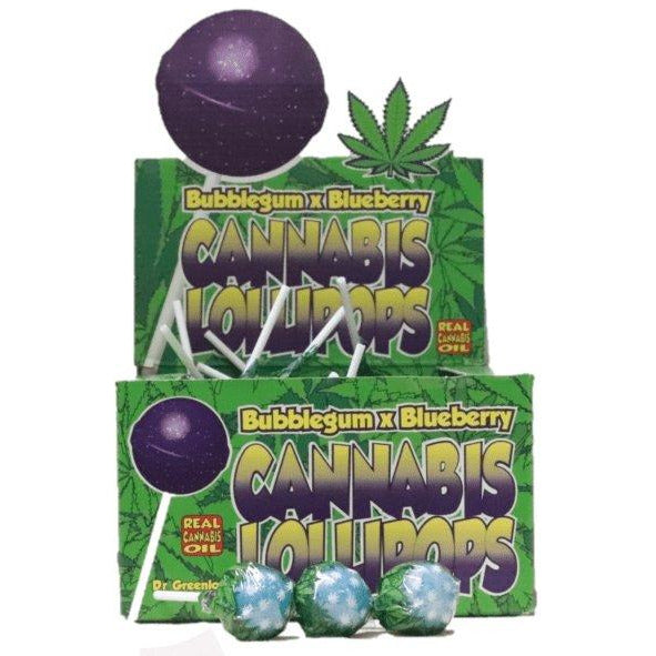 Dr GreenLove Lollipops - Inspired Life CBD