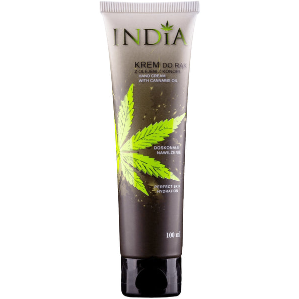 Hemp Hand Cream - 100ml - Inspired Life CBD