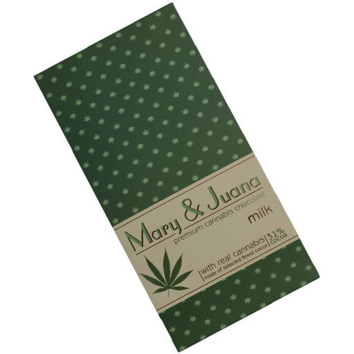 Mary & Juana Milk Chocolate - Inspired Life CBD
