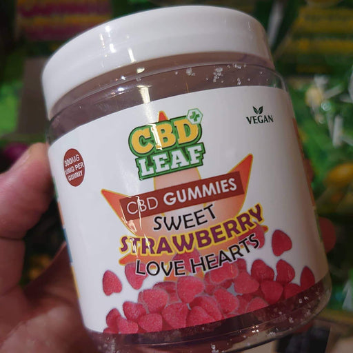 Vegan CBD Sweets, 300mg - Inspired Life CBD