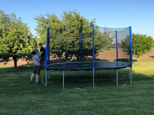 Reassembling a Trampoline in Spring? Everything You Should Know