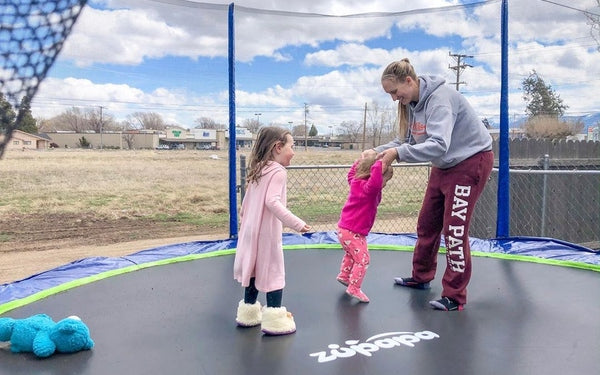 2020 Winter Care for Zuapa Trampolines