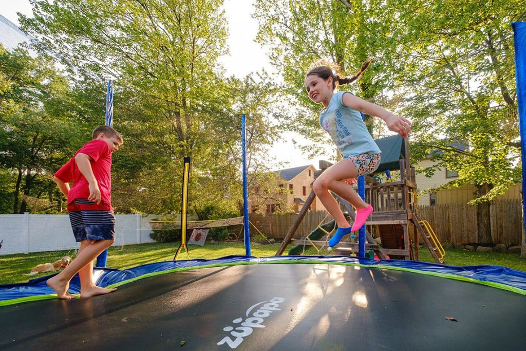 Everything You Should Know About Zupapa Outdoor Trampolines