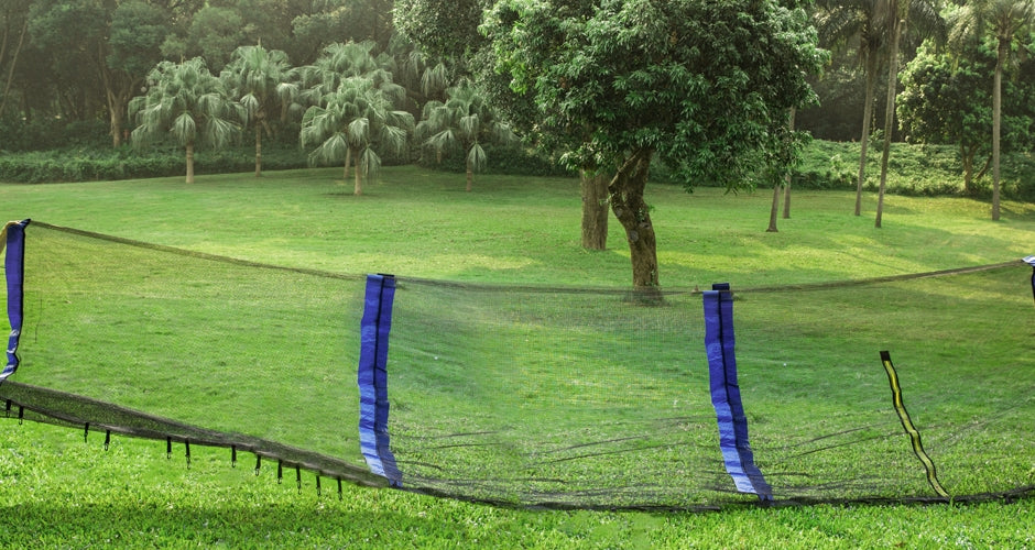 zupapa 15ft outside-enclosure net height 6FT
