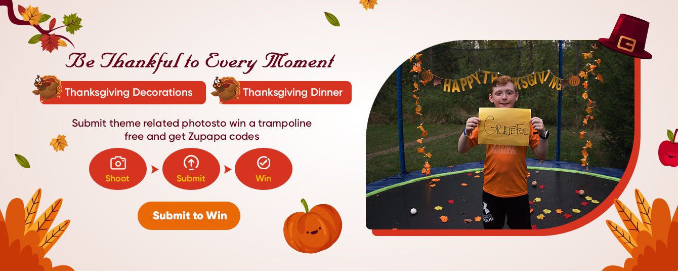 Thanksgiving Photo Campaign