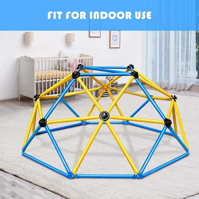 indoor dome climber
