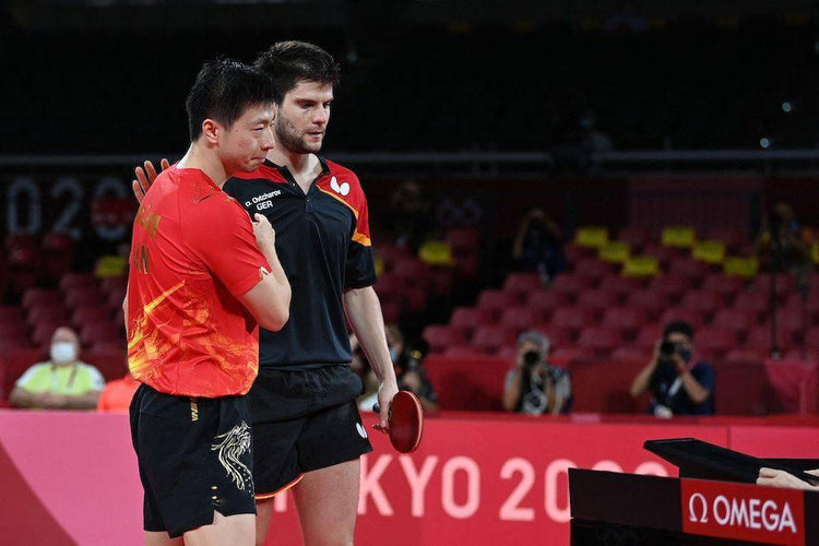 Dimitrij Ovtcharov and Ma Long 2020 Olympics