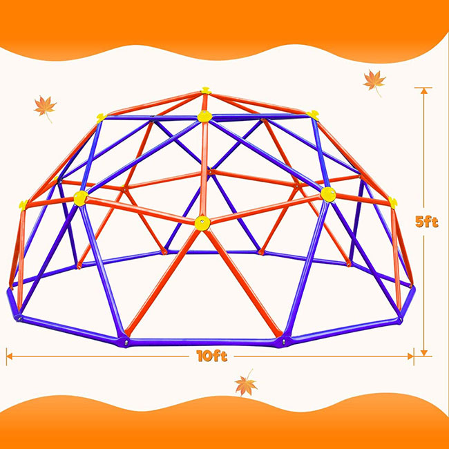 Easy To Assemble dome climber