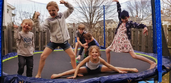 Fall is good time to jump on Zupapa trampolines.