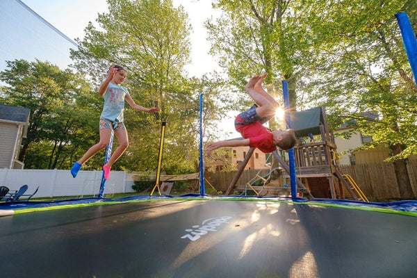 Excellent jumpers on Zupapa Trampoline