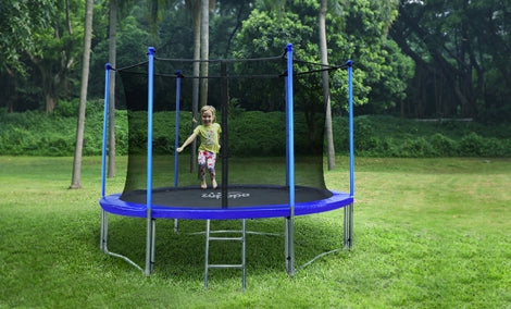 zupapa trampoline 10ft warranty